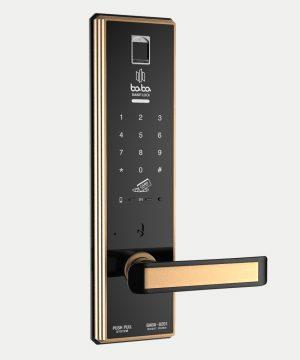 khóa điện tử baba lock 8201
