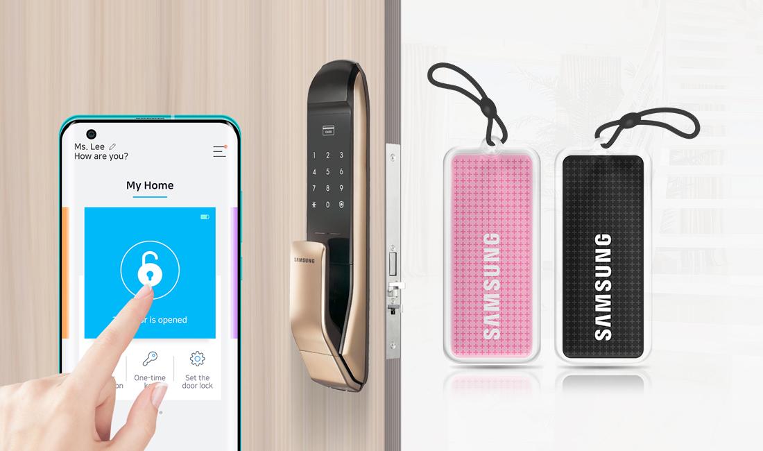 Khóa Điện Tử Samsung – Đỉnh Cao Công Nghệ 4.0