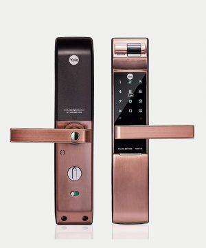 khóa điện từ yale